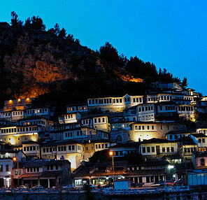 Berat - Mangalem nights